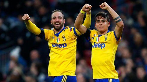 Thắng ngược Tottenham, Juvetus góp mặt ở tứ kết - Ảnh 2