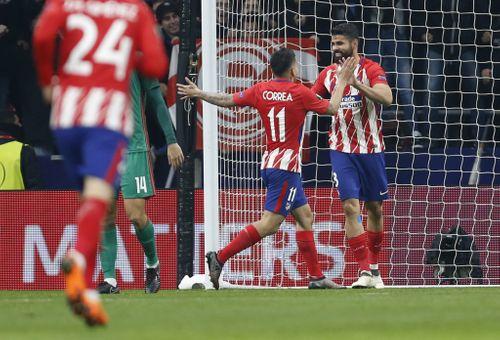 Tiếp đón người Nga, Atletico Madrid đặt một chân vào tứ kết Europa League - Ảnh 1