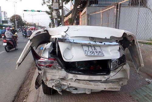 Tin tức tai nạn giao thông mới nhất ngày 2/4/2018 - Ảnh 1