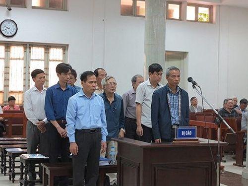 Vụ 18 lần vỡ đường ống nước sông Đà: Hàng loạt bị cáo kháng cáo - Ảnh 1