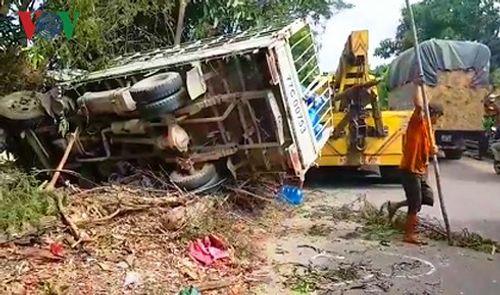 Tin tức tai nạn giao thông mới nhất ngày 19/4/2018 - Ảnh 1