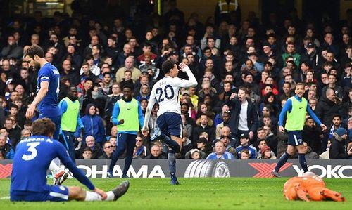 "Clip Chelsea 1-3 Tottenham: Stamford Bridge ""thất thủ"" - Ảnh 1"