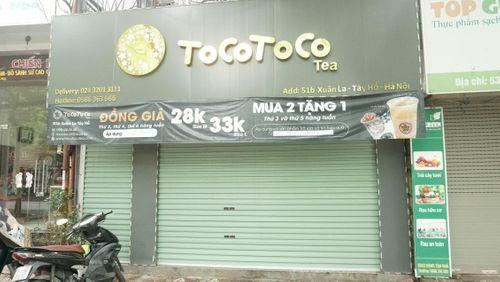Thực hư những lùm xùm xoay quanh cửa hàng TocoToco 51B Xuân La  - Ảnh 1