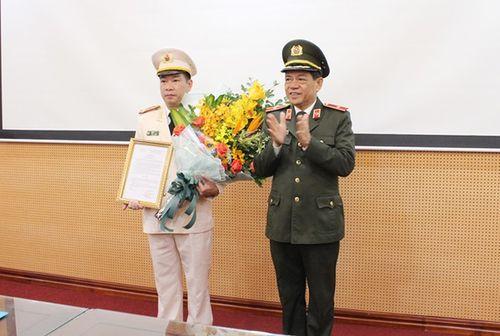 Công an Hà Nội có tân Trưởng phòng Cảnh sát Kinh tế  - Ảnh 1