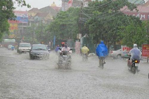Dự báo thời tiết ngày mai 2/10: Áp thấp gây mưa dông nhiều nơi - Ảnh 1