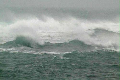 Dự báo thời tiết hôm nay 11/10: Vùng biển mưa dông mạnh - Ảnh 1