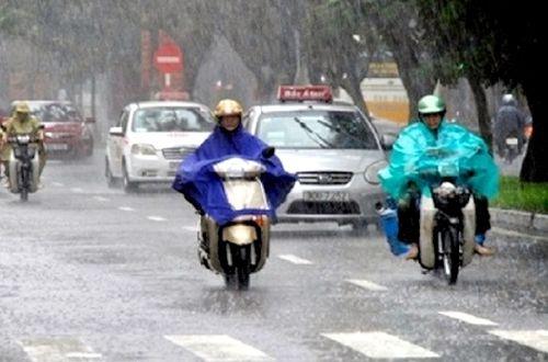 Dự báo thời tiết ngày mai 12/10: Mưa lớn diện rộng - Ảnh 1