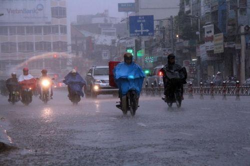 Dự báo thời tiết hôm nay 14/10: Bắc – Trung Bộ mưa rào nhẹ - Ảnh 1