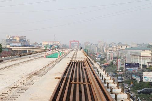 Treo thưởng 2 triệu USD về tiến độ đường sắt Cát Linh-Hà Đông - Ảnh 1