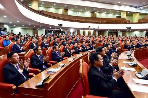 Bế mạc Hội nghị lần thứ tư Ban Chấp hành Trung ương Đảng khoá XII - Ảnh 3