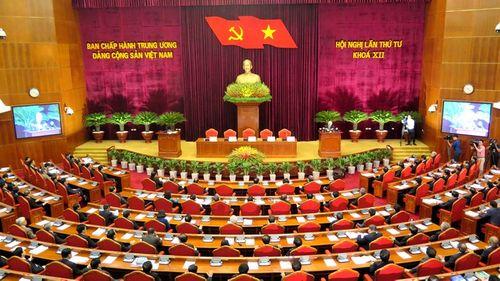 Bế mạc Hội nghị lần thứ tư Ban Chấp hành Trung ương Đảng khoá XII - Ảnh 2