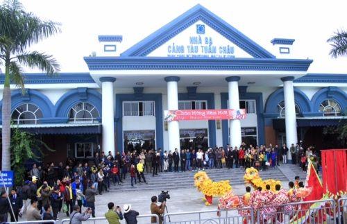 Cảng tàu khách quốc tế Tuần Châu: Diện mạo mới của du lịch Hạ Long - Ảnh 1
