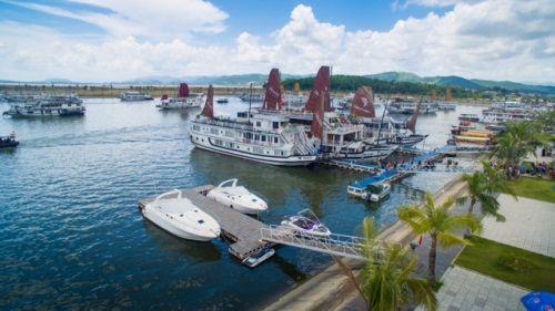 Cảng tàu khách quốc tế Tuần Châu: Diện mạo mới của du lịch Hạ Long - Ảnh 3