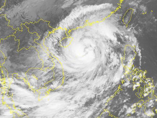 Dự báo thời tiết hôm nay 18/10: Bão số 7 hướng vào Quảng Ninh - Hải Phòng - Ảnh 1