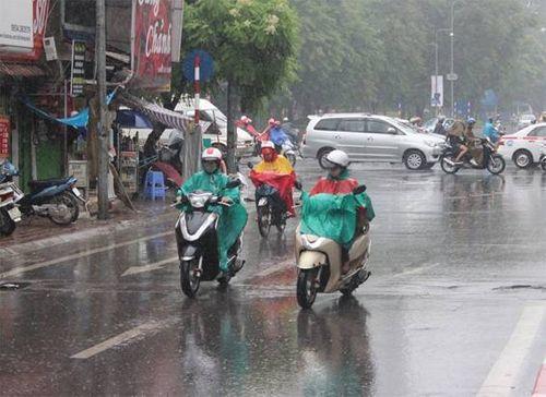 Dự báo thời tiết ngày mai 4/10: Đất liền mưa dông mạnh - Ảnh 1