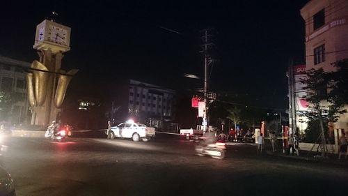 Hé lộ nguyên nhân vụ nổ taxi kinh hoàng - Ảnh 1
