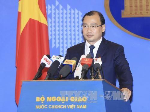 """Trung Quốc bầu cử đại biểu """"Thành phố Tam Sa"""" là hành động phi pháp - Ảnh 1"""