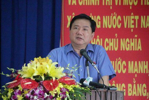 Bí thư Đinh La Thăng trả lời cử tri về vụ án Trịnh Xuân Thanh - Ảnh 2