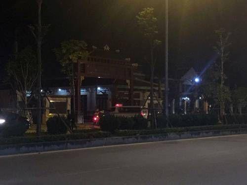 Vụ cháy quán karaoke ở Trần Thái Tông: 12 người tử vong - Ảnh 1
