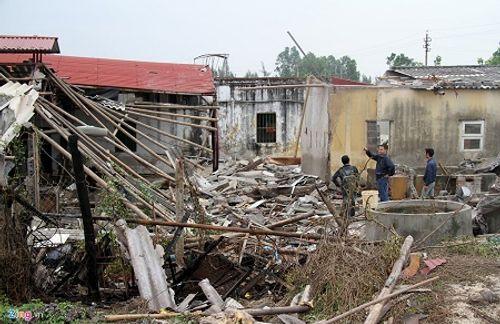 Chùm ảnh hiện trường vụ nổ lò hơi tại Thái Nguyên - Ảnh 7