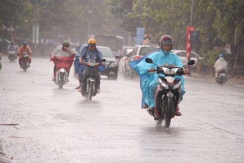Dự báo thời tiết hôm nay 22/11: Trung - Nam Bộ mưa dông - Ảnh 1
