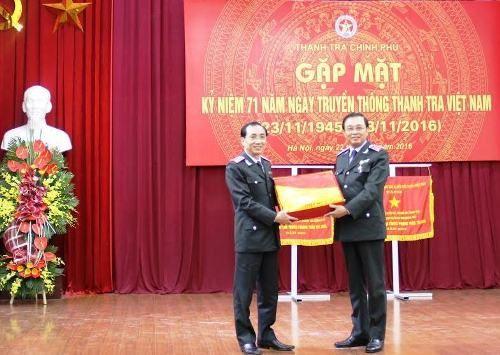 Tự hào truyền thống 71 năm ngành Thanh tra Việt Nam - Ảnh 2