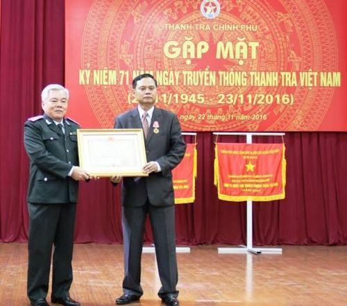 Tự hào truyền thống 71 năm ngành Thanh tra Việt Nam - Ảnh 3