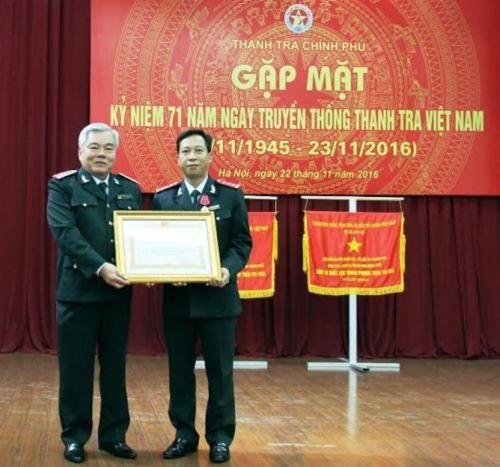 Tự hào truyền thống 71 năm ngành Thanh tra Việt Nam - Ảnh 4