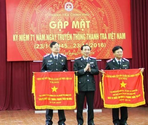 Tự hào truyền thống 71 năm ngành Thanh tra Việt Nam - Ảnh 5
