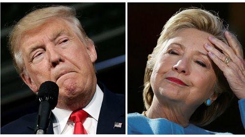 Tổng thống đắc cử Trump quyết định không truy tố bà Clinton - Ảnh 1