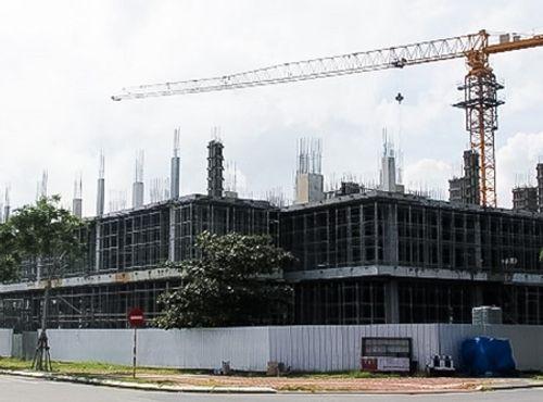 Tạm đình chỉ thi công cao ốc 33 tầng không phép tại trung tâm TP Đà Nẵng - Ảnh 1