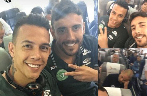 Máy bay chở đội bóng Brazil rơi, ít nhất 76 người thiệt mạng - Ảnh 3