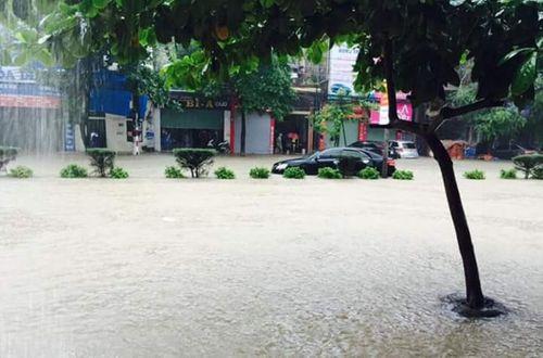 Dự báo thời tiết hôm nay 4/11: Trung Bộ ngập lụt nghiêm trọng - Ảnh 1