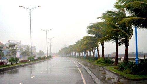 Dự báo thời tiết ngày mai 6/11: Áp thấp nhiệt đới suy yếu - Ảnh 1
