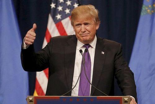 Con đường trở thành tổng thống Mỹ của tỷ phú Donald Trump - Ảnh 2