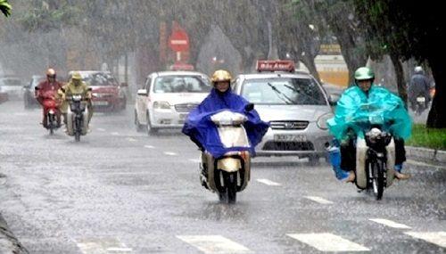 Dự báo thời tiết hôm nay 9/11: Bắc Trung Bộ mưa lớn - Ảnh 1