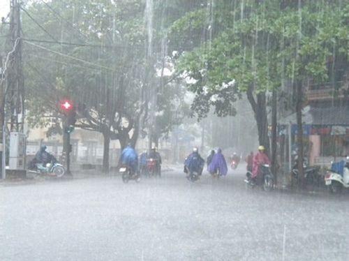 Dự báo thời tiết ngày mai 5/12: Cảnh báo mưa dông mạnh - Ảnh 1