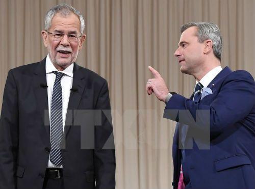 Bầu cử Tổng thống Áo: Ông Bellen giành chiến thắng - Ảnh 1