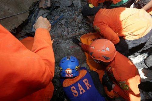 Động đất Indonesia: Hơn 50 người thiệt mạng, hàng chục người mất tích - Ảnh 3