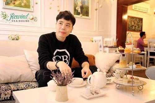 Quán Trà Anh siêu xinh hút loạt hoa hậu, hot girl và người nổi tiếng ở Hà Thành  - Ảnh 13