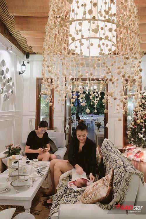 Quán Trà Anh siêu xinh hút loạt hoa hậu, hot girl và người nổi tiếng ở Hà Thành  - Ảnh 6