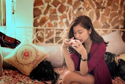 Quán Trà Anh siêu xinh hút loạt hoa hậu, hot girl và người nổi tiếng ở Hà Thành  - Ảnh 7