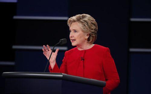 """Báo Nga: Tranh luận Trump-Clinton là """"màn kịch"""" của bầu cử Mỹ - Ảnh 2"""