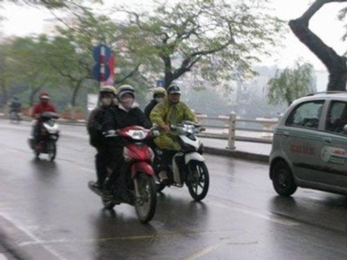 Dự báo thời tiết hôm nay 2/1: Bắc Bộ mưa rét, Trung Bộ giảm mưa - Ảnh 1