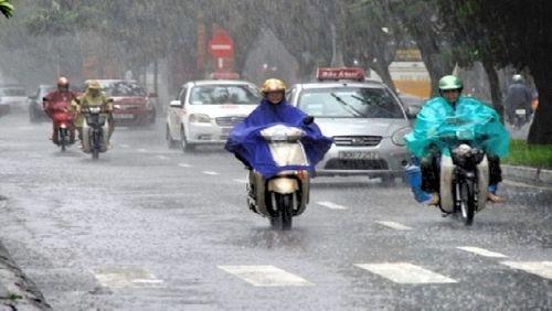 Dự báo thời tiết hôm nay 10/1: Bắc Bộ mưa diện rộng - Ảnh 1