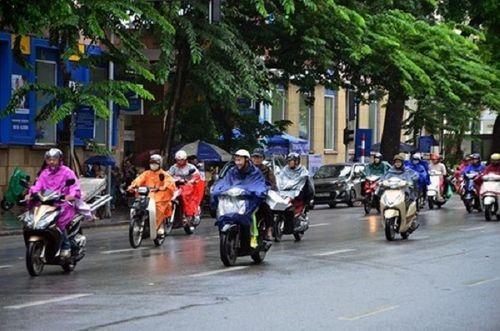 Dự báo thời tiết ngày mai 23/1: Trung Bộ mưa rào rải rác - Ảnh 1
