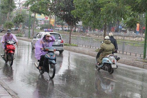 Dự báo thời tiết hôm nay 5/1: Bắc - Trung Bộ có mưa - Ảnh 1