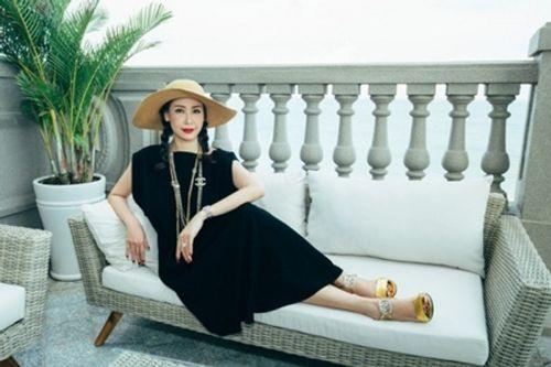 Hé lộ phần gia sản triệu đô của Hoa hậu Hà Kiều Anh - Ảnh 1