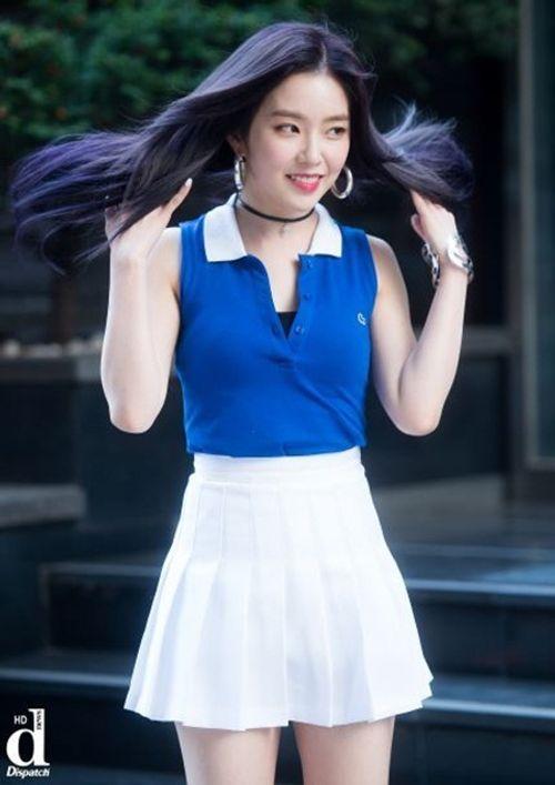 """""""Rụng tim"""" với nhan sắc thực của """"idol không tuổi"""" Irene - Ảnh 9"""