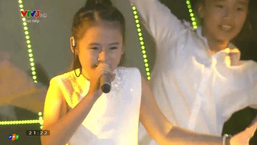 Giọng hát Việt nhí 2016 liveshow 5: Gia Quý, Thảo Nguyên, Khánh Ngọc dừng bước - Ảnh 6